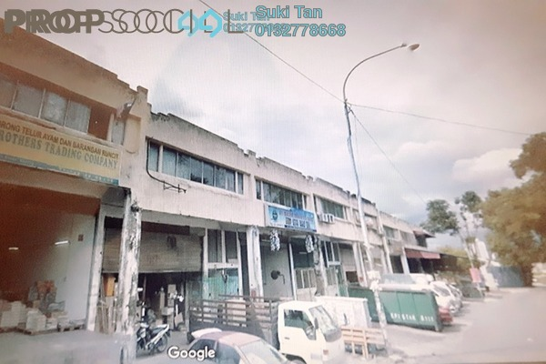 For Sale Factory at Taman Sri Ehsan, Kepong Freehold Unfurnished 0R/0B 1.5m