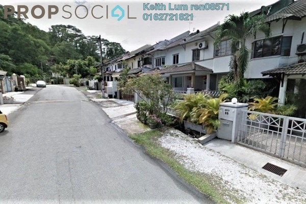 For Sale Terrace at SD10, Bandar Sri Damansara Freehold Semi Furnished 5R/4B 1.3m