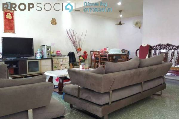 For Sale Terrace at Happy Garden, Old Klang Road Freehold Semi Furnished 5R/3B 960k