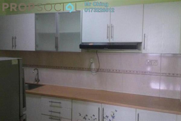 For Sale Condominium at Aseana Puteri, Bandar Puteri Puchong Freehold Semi Furnished 3R/2B 565k