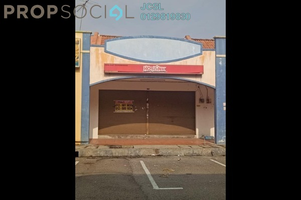 For Rent Shop at Taman Pengkalan Jaya, Ipoh Freehold Unfurnished 0R/2B 850translationmissing:en.pricing.unit