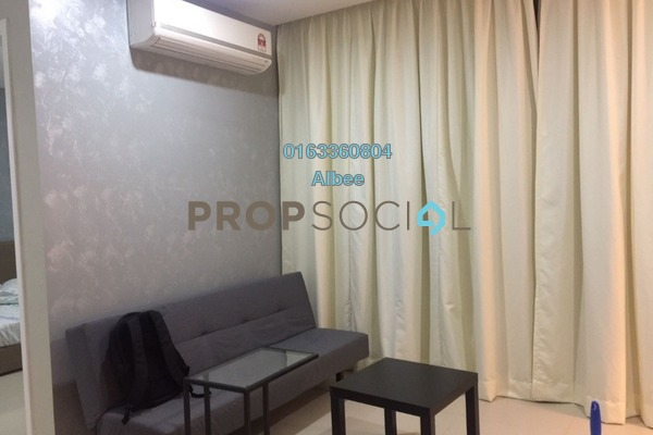 For Rent Condominium at Arcoris, Mont Kiara Freehold Fully Furnished 1R/1B 2.8k