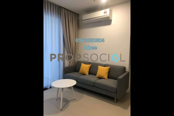 For Rent Condominium at Arcoris, Mont Kiara Freehold Fully Furnished 2R/1B 3k