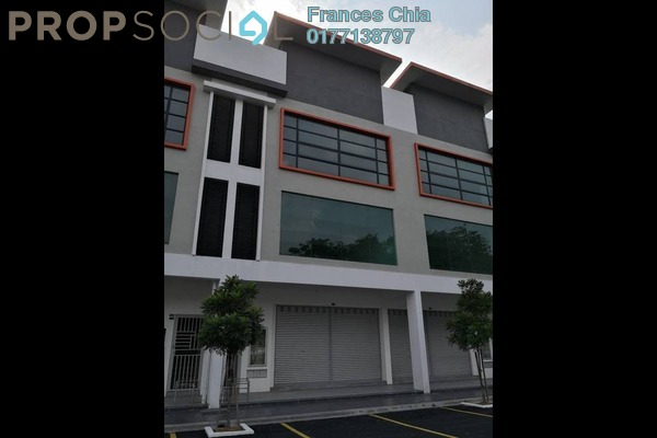 For Rent Shop at Kajang East, Semenyih Freehold Unfurnished 0R/0B 4.5k