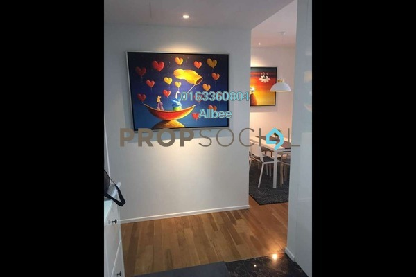 For Rent Condominium at Arcoris, Mont Kiara Freehold Fully Furnished 2R/2B 3.8k