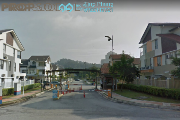 For Sale Terrace at Sutera Damansara, Damansara Damai Freehold Semi Furnished 5R/3B 950k