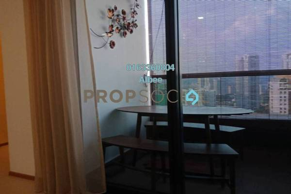 For Rent Condominium at Arcoris, Mont Kiara Freehold Fully Furnished 2R/2B 5.3k