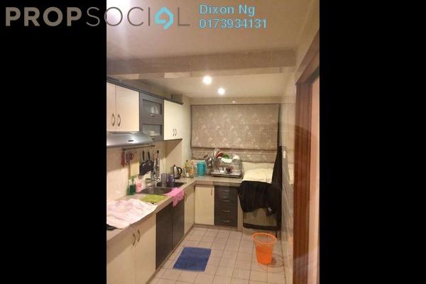 For Sale Condominium at Taman Abadi Indah, Taman Desa Freehold Fully Furnished 3R/2B 350k