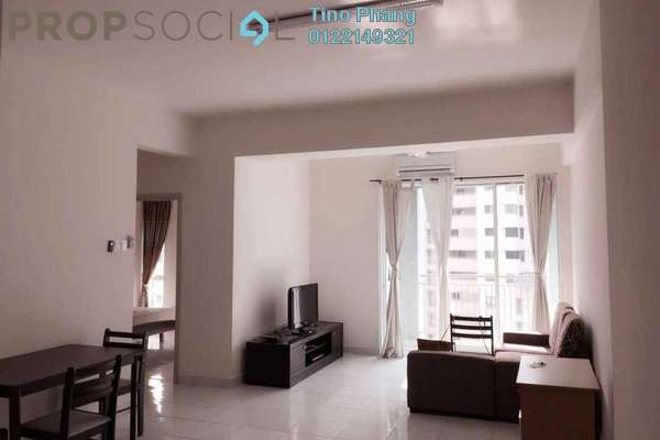 For Rent Condominium at Casa Suites, Petaling Jaya Freehold Fully Furnished 2R/1B 2.25k