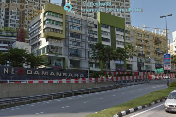 For Sale Shop at Neo Damansara, Damansara Perdana Freehold Semi Furnished 0R/0B 1.45m