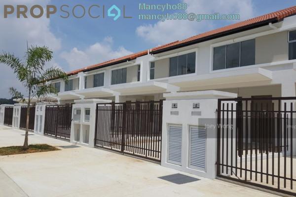 For Rent Terrace at BK8, Bandar Kinrara Freehold Semi Furnished 4R/3B 2k