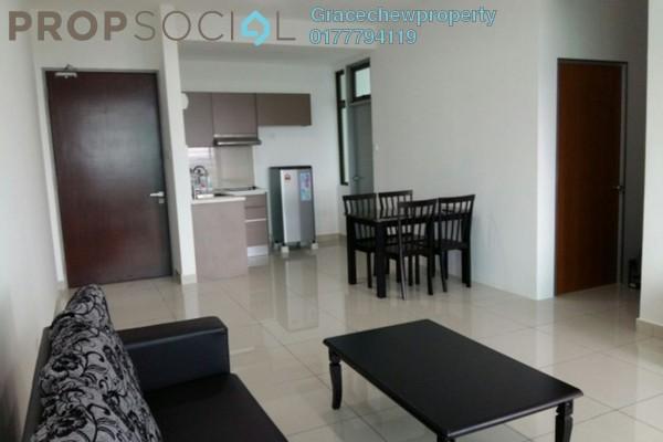 For Sale Serviced Residence at Parc Regency, Johor Bahru Freehold Fully Furnished 2R/2B 420k