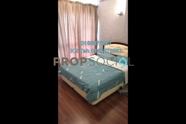 For Rent Apartment at Casa Mutiara, Pudu Freehold Fully Furnished 1R/1B 1.9k