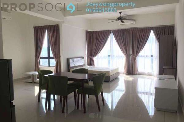 For Rent Condominium at 8 Kinrara, Bandar Kinrara Freehold Fully Furnished 0R/1B 1.8k