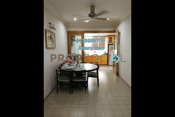 For Sale Terrace at Taman Rainbow, Jalan Ipoh Freehold Fully Furnished 4R/3B 1.67m