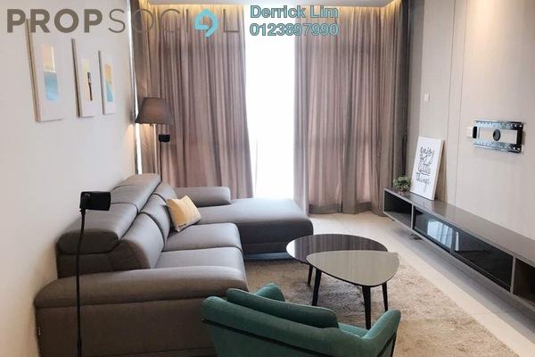 For Sale Condominium at Central Residence, Sungai Besi Freehold Fully Furnished 3R/2B 740k