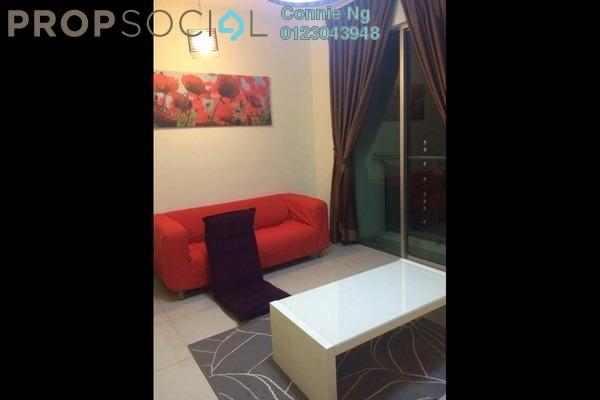 For Rent Apartment at Solaris Dutamas, Dutamas Freehold Fully Furnished 1R/1B 2.7k