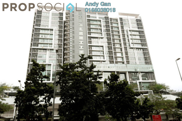 For Rent Condominium at Tropicana Avenue, Tropicana Freehold Fully Furnished 1R/1B 2.1k