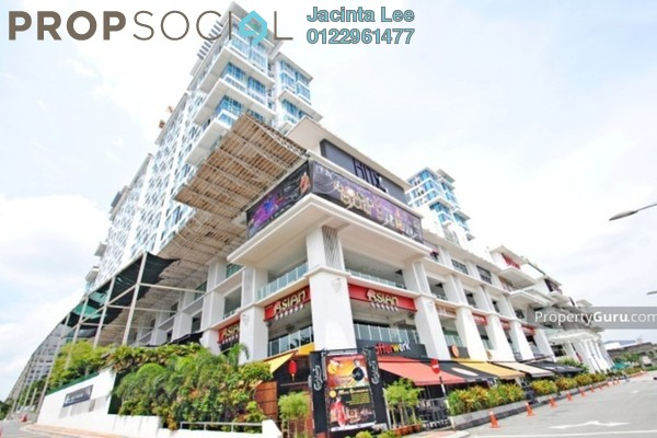 For Sale SoHo/Studio at The Scott Soho, Old Klang Road Freehold Semi Furnished 1R/2B 397k