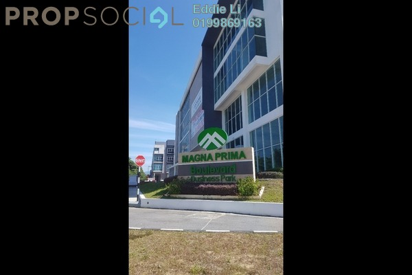 For Rent Office at Boulevard Business Park, Jalan Ipoh Freehold Unfurnished 0R/2B 2k