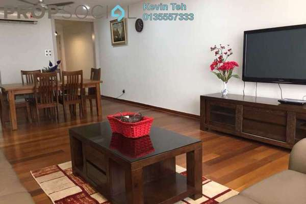 For Sale Condominium at Mont Kiara Pelangi, Mont Kiara Freehold Fully Furnished 3R/2B 1.1m