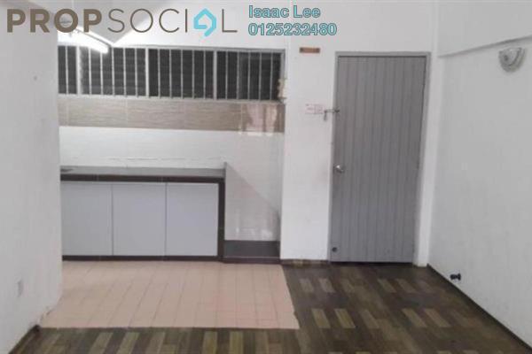 For Sale Apartment at Desa Baiduri, Farlim Freehold Semi Furnished 3R/2B 175k