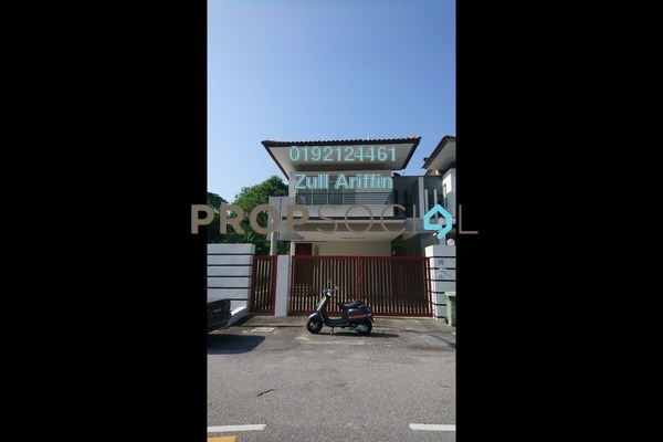 For Rent Semi-Detached at Mutiara Gombak, Gombak Freehold Unfurnished 5R/4B 2.8k