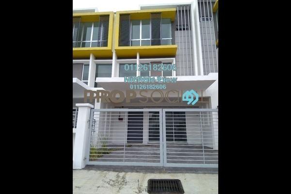 For Sale Link at Taman Semenyih Mewah, Semenyih Freehold Unfurnished 4R/3B 736k
