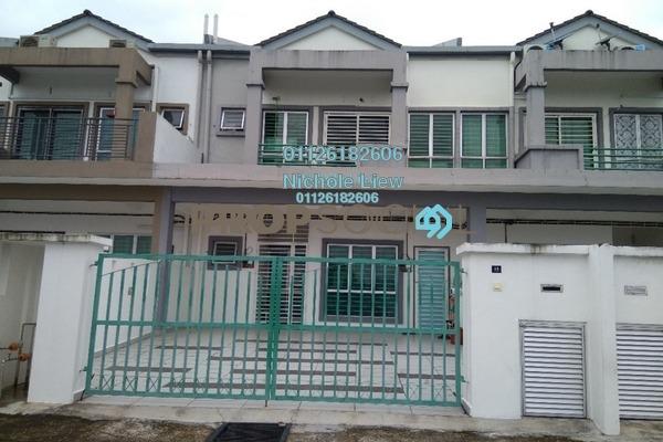 For Sale Superlink at Section 5, Bandar Mahkota Cheras Freehold Semi Furnished 6R/4B 659k