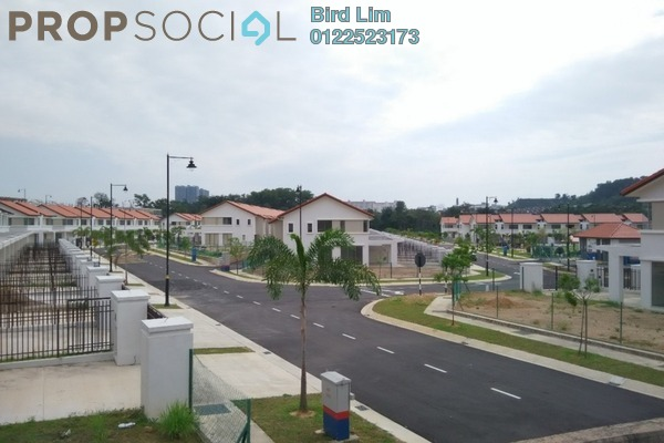 For Sale Terrace at The Link, Bukit Jalil Freehold Unfurnished 4R/3B 850k