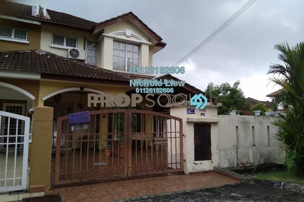 For Sale Terrace at Taman Taming Jaya, Balakong Leasehold Semi Furnished 4R/3B 800k