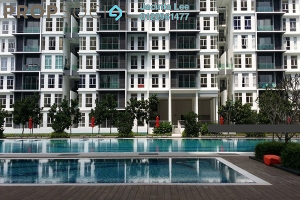 For Sale Condominium at Green Residence, Cheras South Freehold Semi Furnished 3R/4B 583k