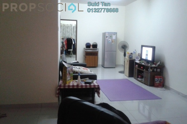 For Sale Townhouse at Amansiara, Selayang Freehold Semi Furnished 3R/2B 410k
