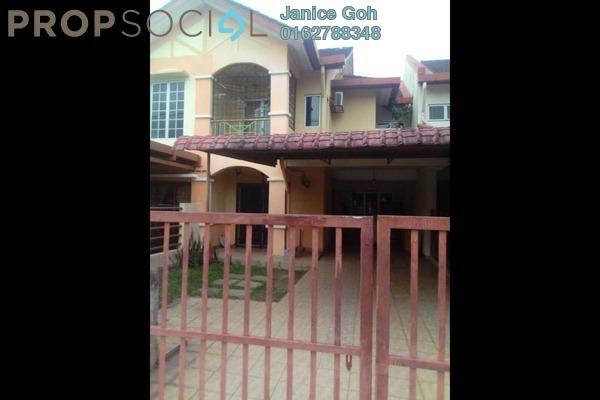 For Rent Terrace at Seksyen 8, Bandar Baru Bangi Freehold Semi Furnished 4R/3B 1.4k