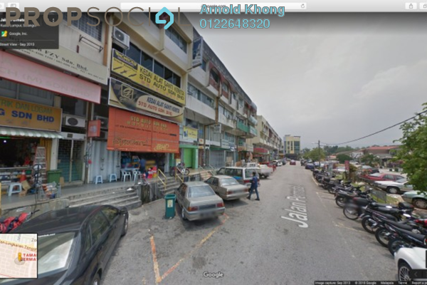 For Rent Shop at Taman Permata, Wangsa Maju Freehold Unfurnished 0R/0B 4.3k