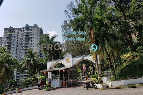 For Rent Condominium at Venice Hill, Batu 9 Cheras Freehold Fully Furnished 3R/0B 1.3k