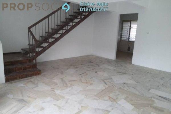 For Rent Terrace at Taman Koperasi Cuepacs, Bandar Sungai Long Freehold Semi Furnished 3R/2B 1k