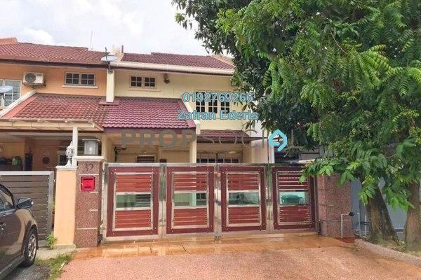 For Sale Terrace at Taman Muhibbah, Seri Kembangan Leasehold Semi Furnished 4R/3B 685k