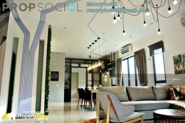 For Sale Bungalow at Kingsley Hills, Putra Heights Freehold Semi Furnished 6R/5B 2.6m