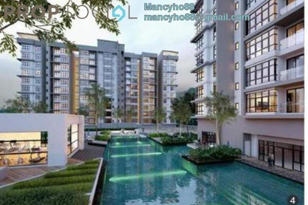 For Rent Condominium at Paramount Utropolis, Glenmarie Freehold Fully Furnished 0R/1B 1.3k