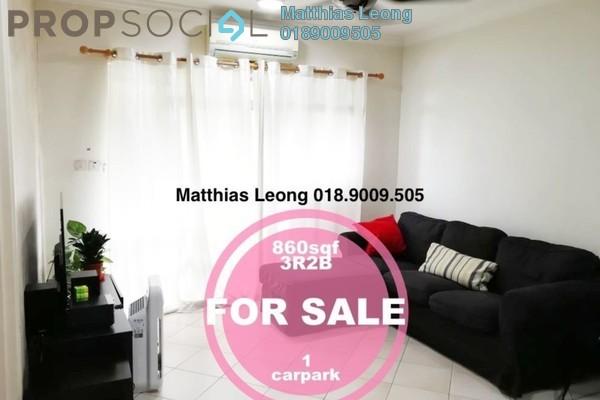 For Sale Condominium at Perdana Exclusive, Damansara Perdana Freehold Semi Furnished 3R/2B 440k