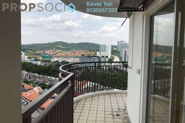 For Rent Condominium at Dorchester, Sri Hartamas Freehold Semi Furnished 2R/1B 2k