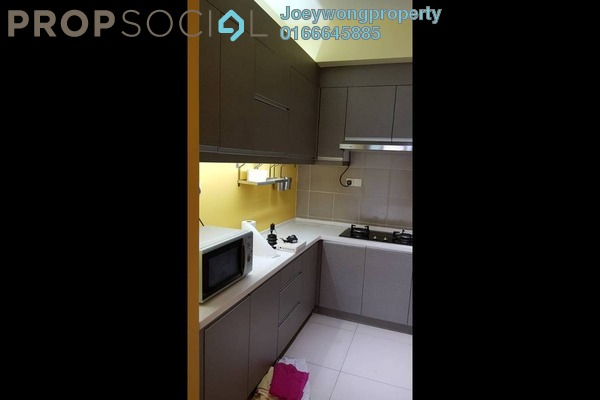 For Sale Condominium at KL Palace Court, Kuchai Lama Freehold Semi Furnished 2R/2B 500k