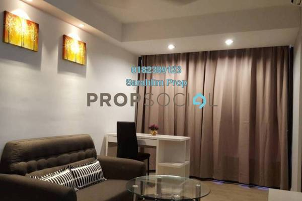 For Rent Condominium at Empire City, Damansara Perdana Freehold Fully Furnished 1R/1B 1.3k