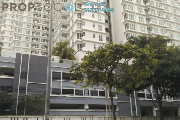For Sale Condominium at Infiniti3 Residences, Wangsa Maju Freehold Semi Furnished 3R/2B 650k