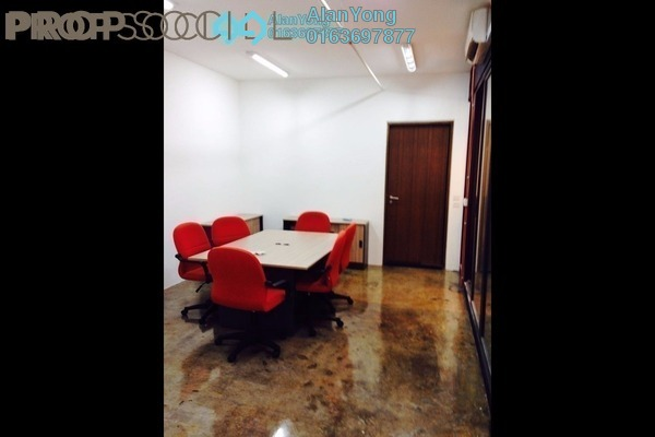 For Rent Office at d7, Sentul Freehold Fully Furnished 0R/0B 2.99k