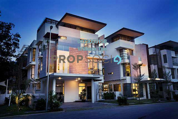For Sale Superlink at The Valley TTDI, Ampang Freehold Unfurnished 7R/7B 2.5m