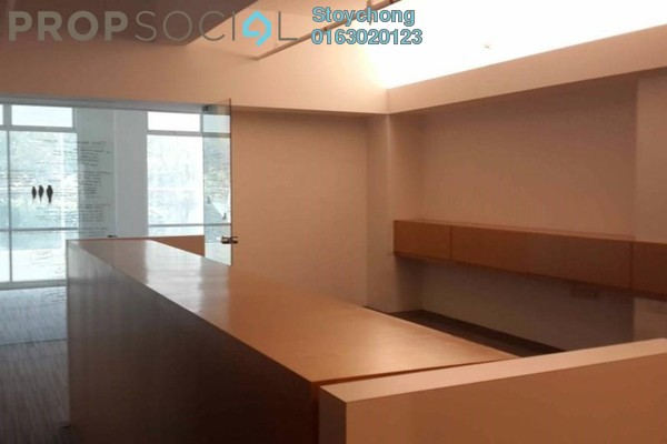 For Rent Office at Metropolitan Square, Damansara Perdana Freehold Semi Furnished 4R/0B 4k