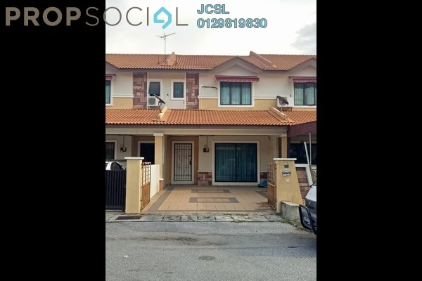 For Rent Terrace at Bandar Seri Botani, Ipoh Freehold Semi Furnished 4R/3B 850translationmissing:en.pricing.unit