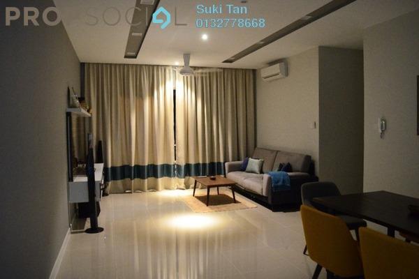For Sale Condominium at Scenaria, Segambut Freehold Semi Furnished 3R/3B 820k